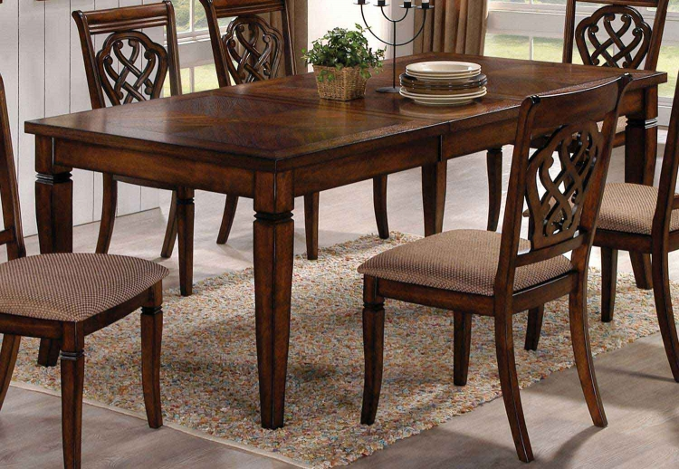 103391 Dining Table - Oak