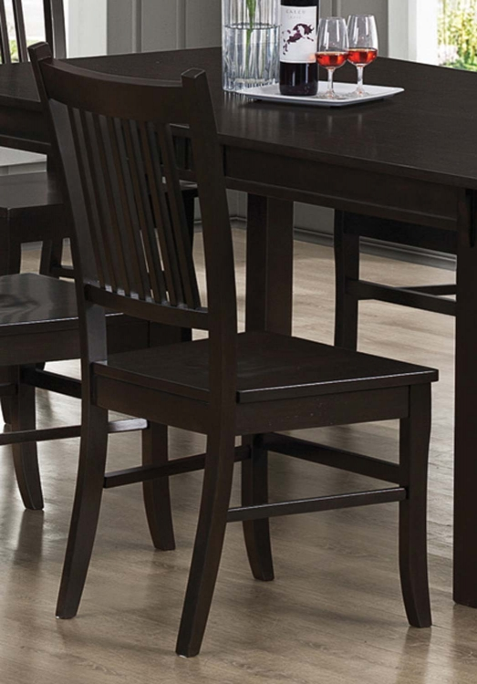 Marbrisa Side Chair - Cappuccino