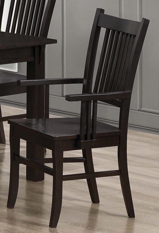 Marbrisa Arm Chair - Cappuccino