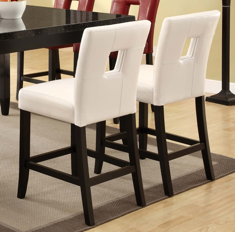 Newbridge Counter Height Stool - Cappuccino
