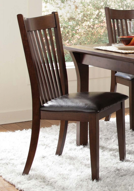 Rivera Side Chair - Dark Merlot