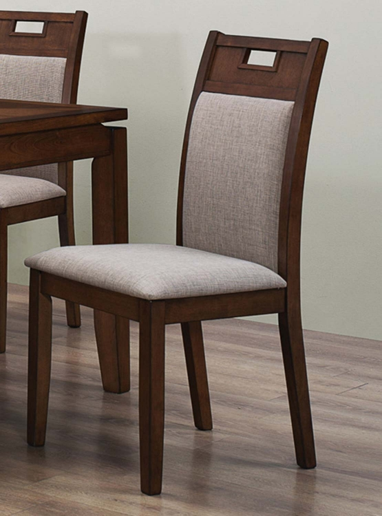 Warren Side Chair - Walnut