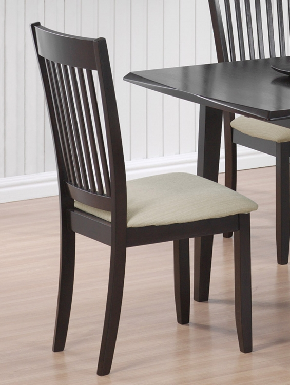 103721 Dining Chair - Cappuccino - Coaster
