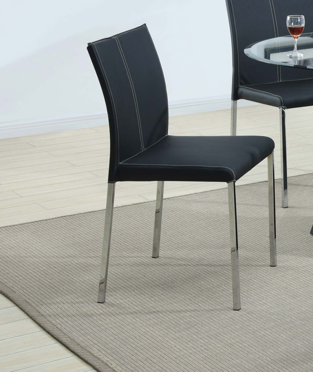 103731 Dining Chair - Black