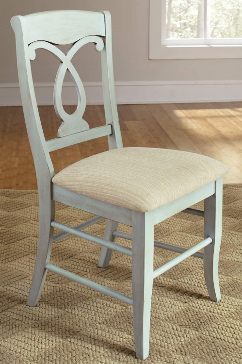 Holland Side Chair - Blue