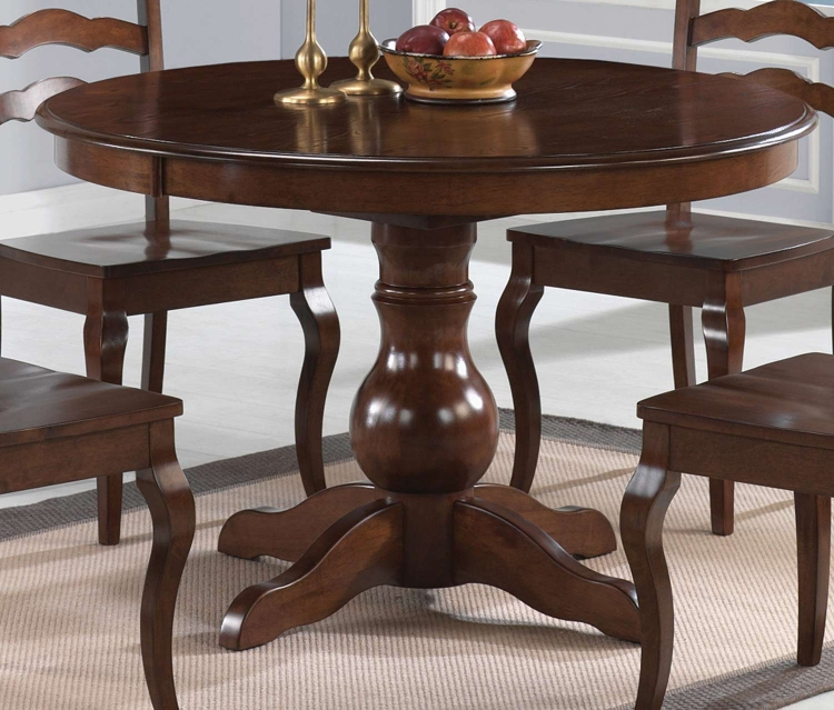 Davis Dining Table - Warm Oak