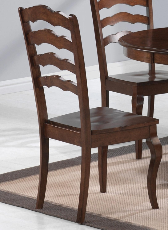 Davis Dining Chair - Warm Oak