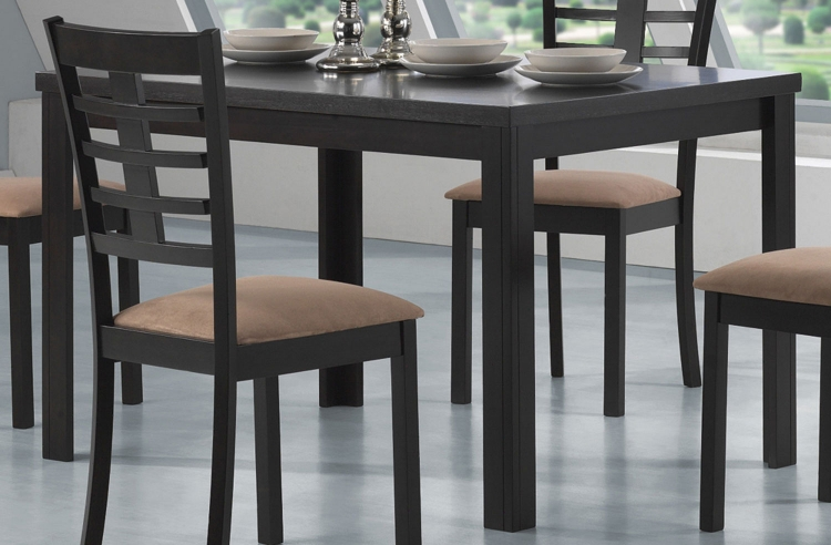 Kato Dining Table - Cappuccino