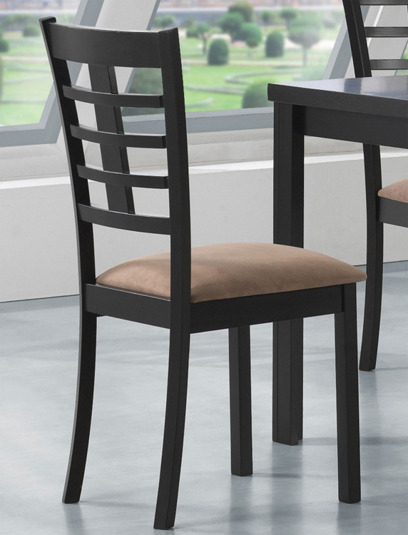 Kato Dining Chair - Cappuccino