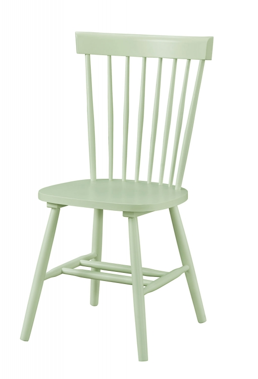 Emmett Chair - Mint Green