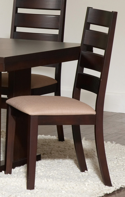 Travis Dining Chair - Cappuccino