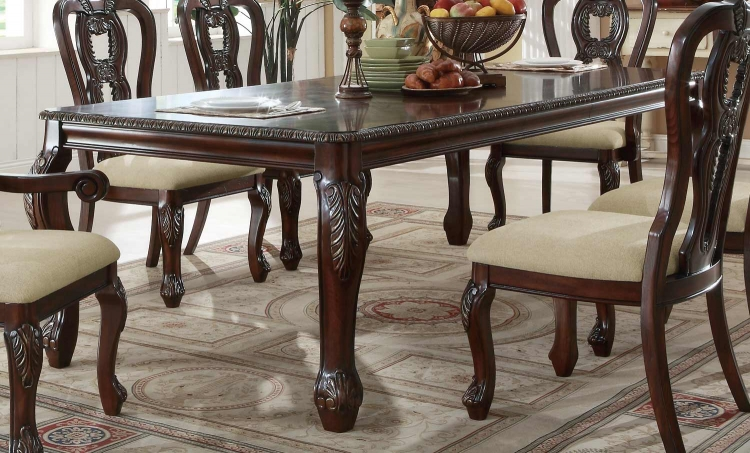 Alexander Dining Table - Cherry