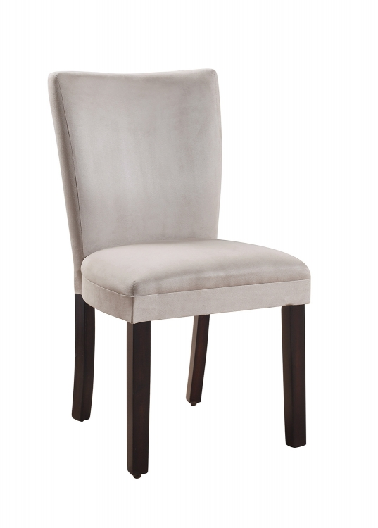 Castana Side Chair - Grey