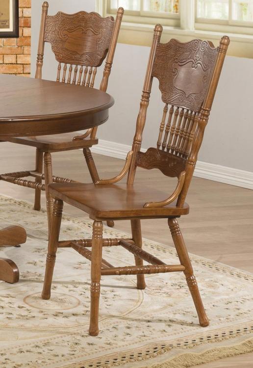Brooks Dining Chair - Oak