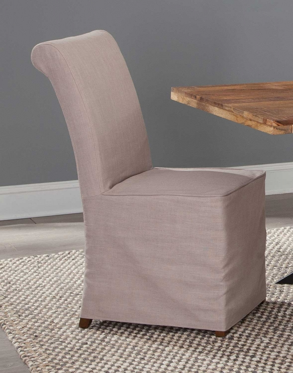 Galloway Dining Side Chair - Beige