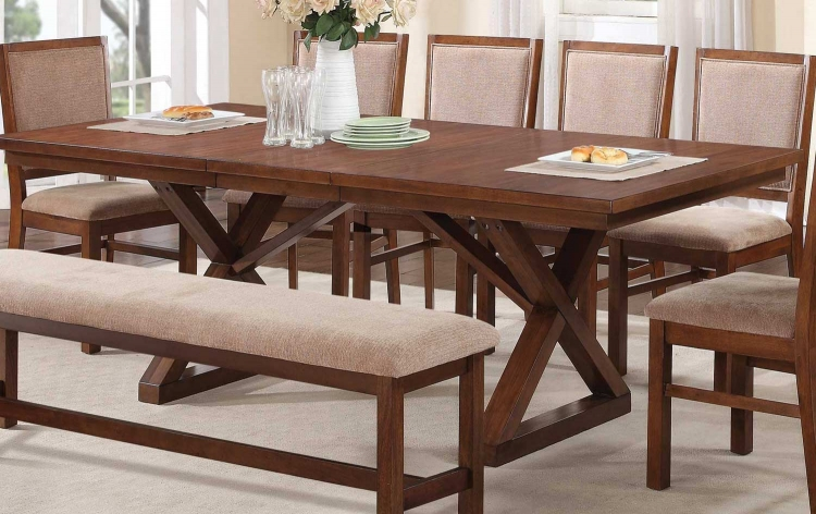 Camila Dining Table - Walnut