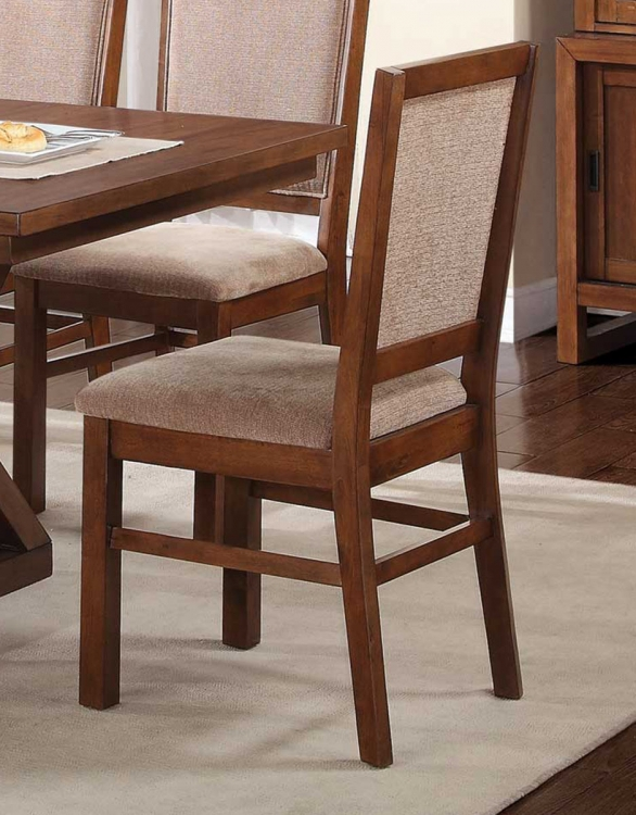Camila Side Chair - Walnut