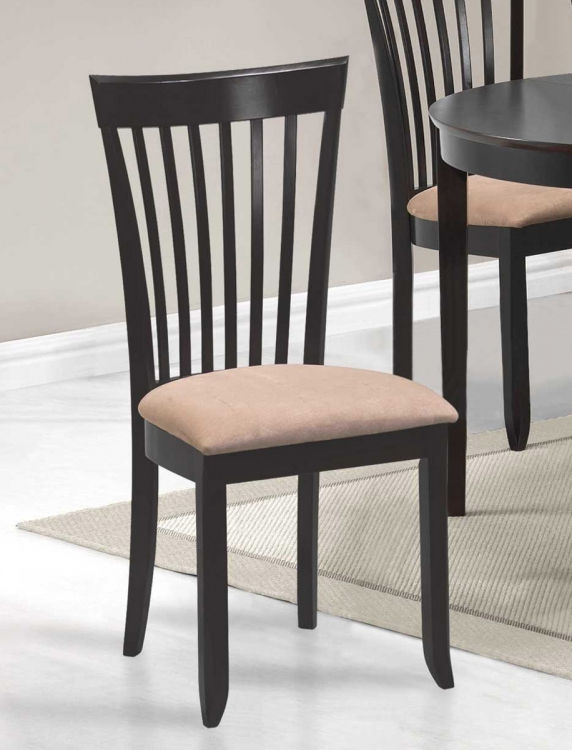 Nathan Side Chair - Cappuccino