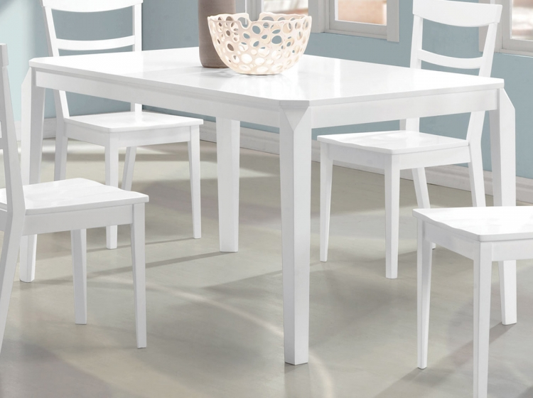 Henson Dining Table - White