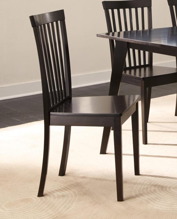 Ludwin Side Chair - Cappuccino