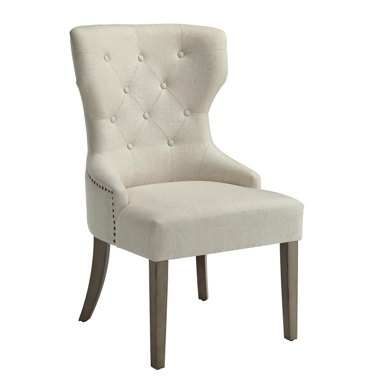 104507 Side Chair - Vanilla