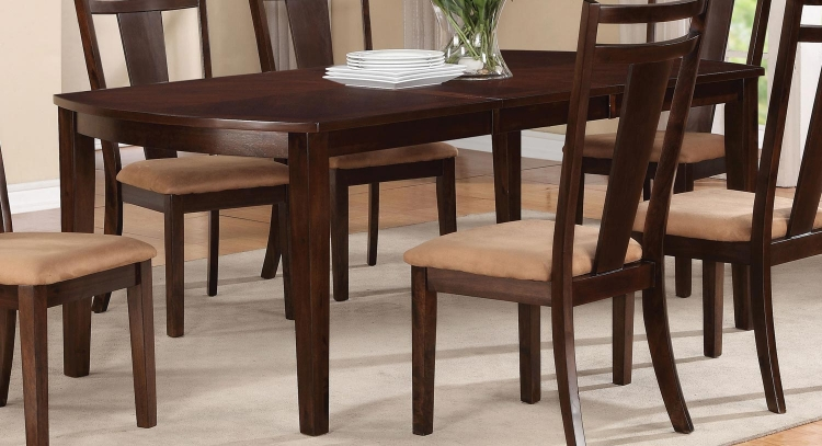 Antonia Dining Table - Cappuccino