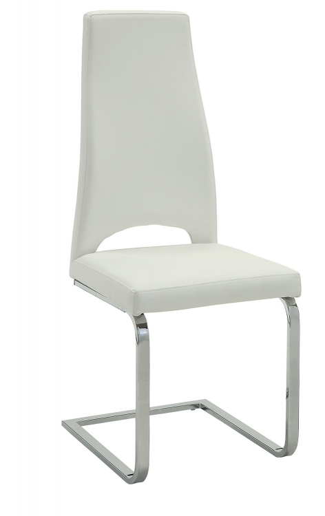 Augustin Side Chair - White