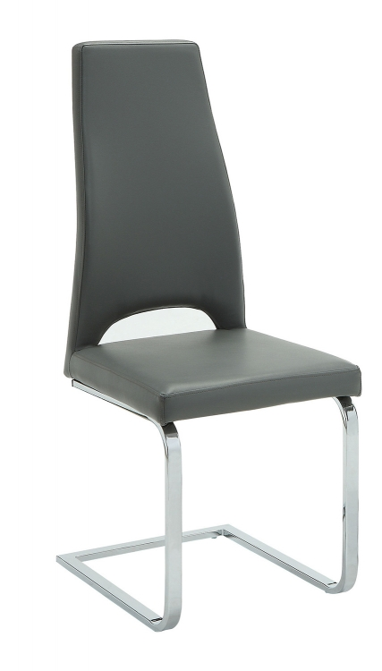 Augustin Side Chair - Grey