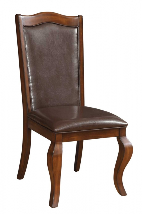 Louanna Side Chair - Espresso