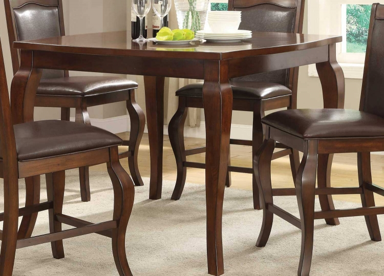 Louanna Counter Height Table - Espresso