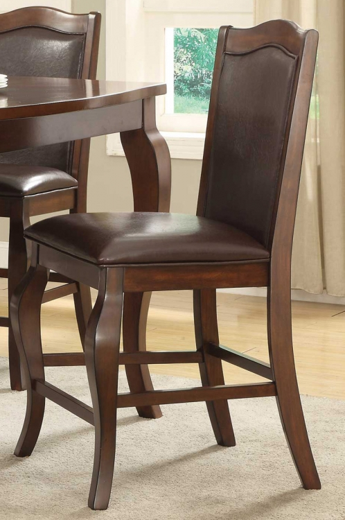Louanna Counter Height Stool - Espresso