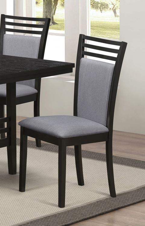La Salle Side Chair - Dark Merlot