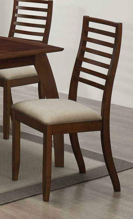 Stanley Side Chair - Cappuccino