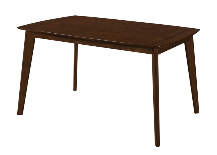 Christoph Dining Table - Medium Brown