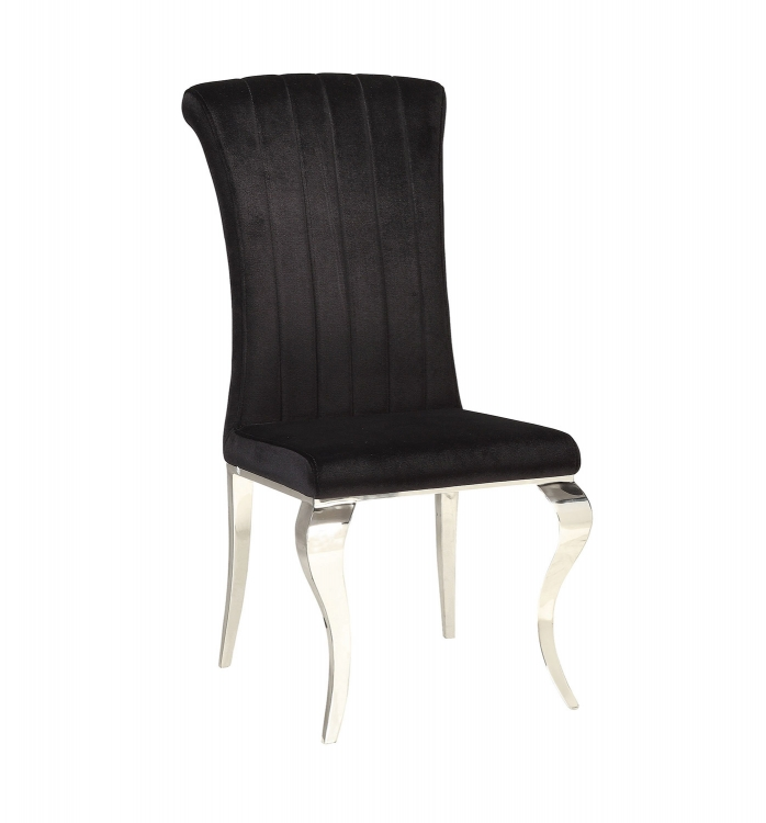 Carone Side Chair - Metal