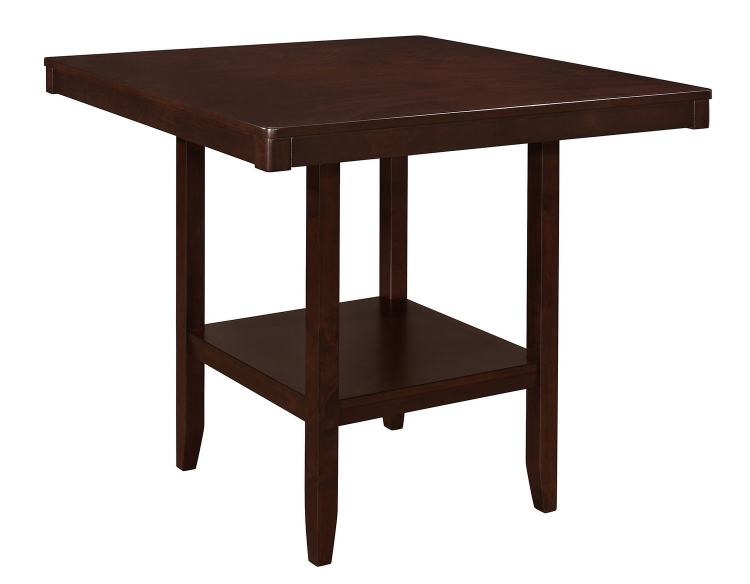 Fattori Counter Height Table - Espresso