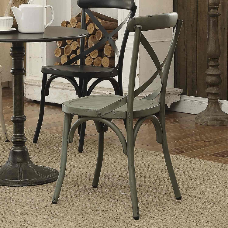 Nagel Dining Side Chair - Green