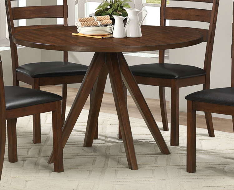 Urbana Round Dining Table - Vintage Cinnamon