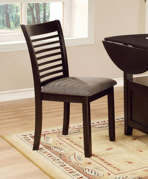 Stockton Side Chair - Dark Brown