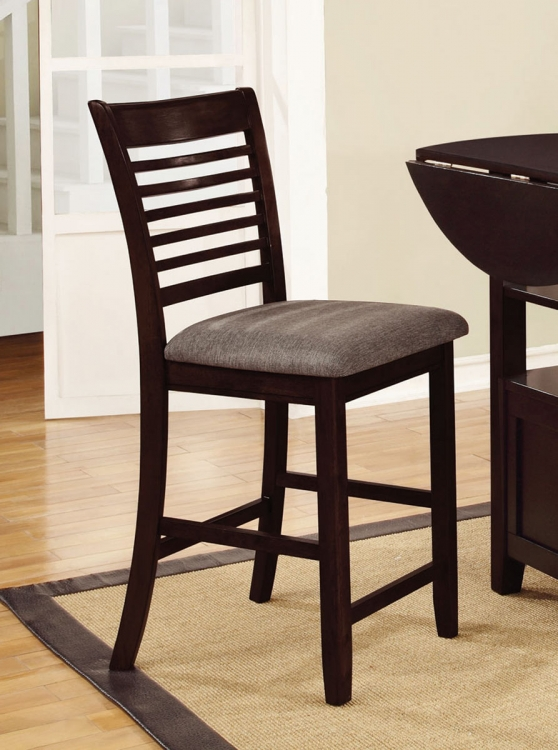 Stockton Counter Stool - Charcoal
