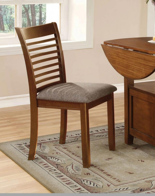 Stockton Side Chair - Warm Brown