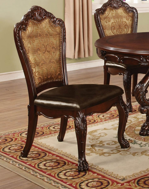 Benbrook Side Chair - Dark Cherry