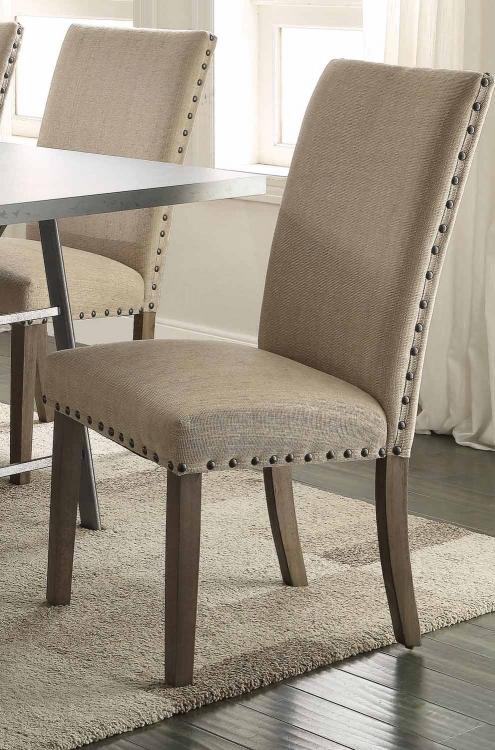 Webber Side Chair - Driftwood