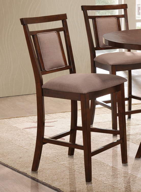 Colona Counter Stool - Dark Brown