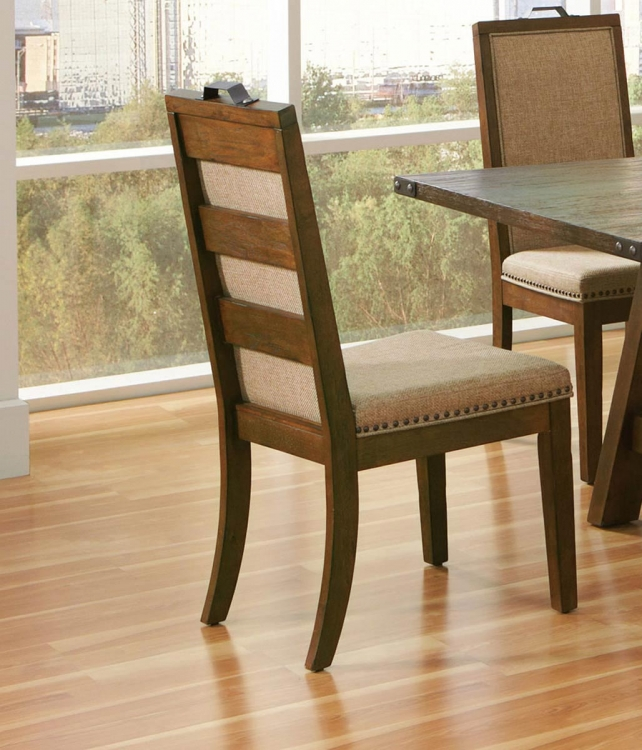 Arcadia Dining Chair - Weathered Acacia