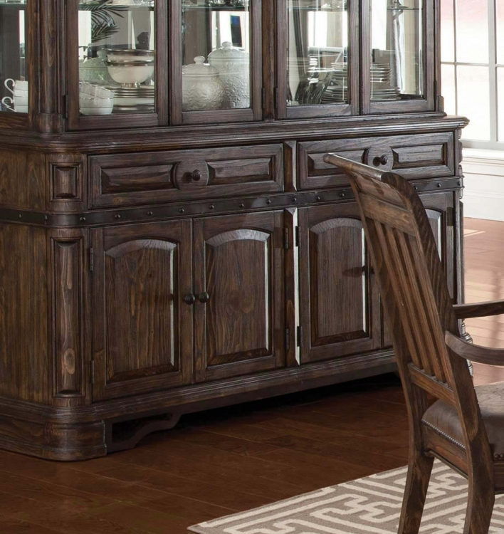 Carlsbad Buffet - Dark Brown