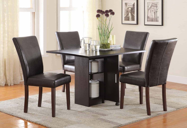 Vista Dining Set - Red Cocoa