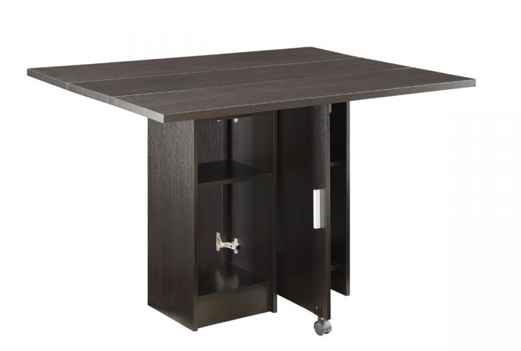 Vista Dining Table - Red Cocoa