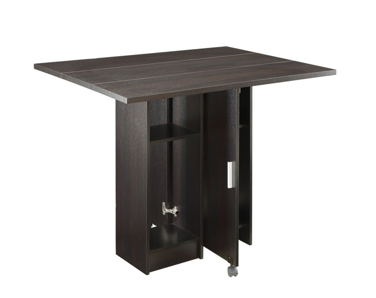 Vista Counter Height Dining Table - Red Cocoa