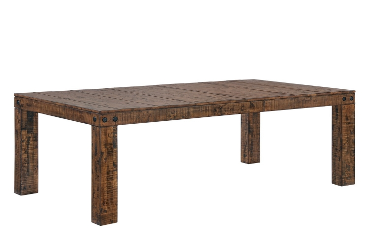 Murillo Dining Table - Rustic Honey
